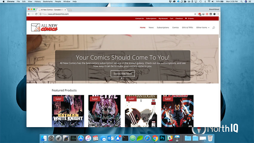 4 Reasons Why Your Comic Book Store NEEDS A Web Presence