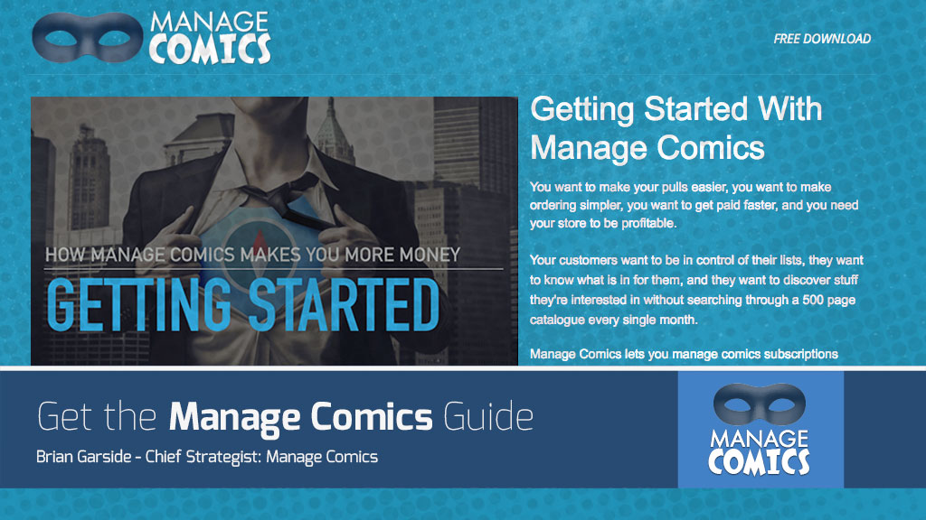 Get the Manage Comics Guide