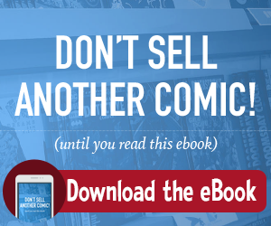 Don't Sell Another Comic