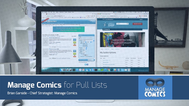 How Manage Comics can replace Comixology's Pull List
