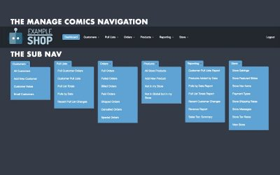 Manage Comics V1.701 Special Orders update
