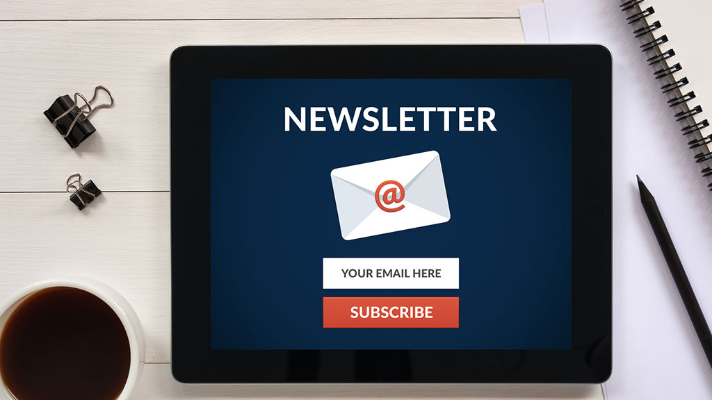 A Step by Step guide to creating a customer mailing list