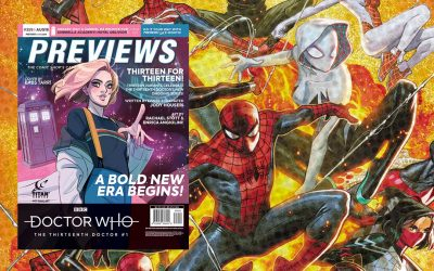 New Comics and TPB's for August 2018