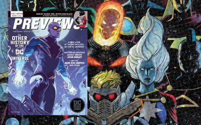 November 2018 New Products Added to Manage Comics Stores