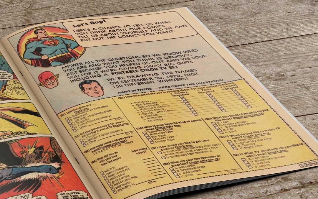 The 2019 Manage Comics Survey