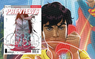 January 2019 New Products added to Manage Comics