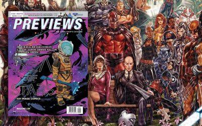 May 2019 New Comics Subscriptions
