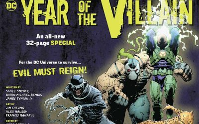 5 Things You Need to Know About DC's Year of the Villain