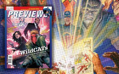 June 2019 New Comics Subscriptions