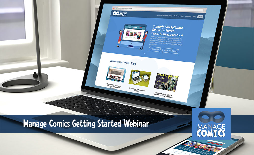 The All New Uncanny Manage Comics Webinar!