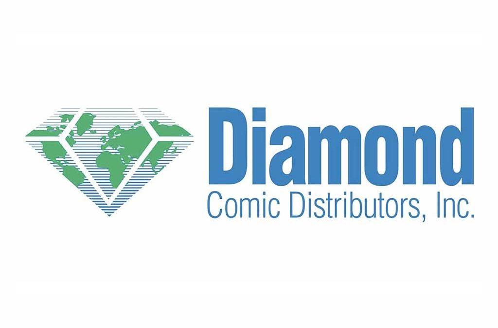 Diamond Comic Distributors Announces No New Comics Beginning April 1st