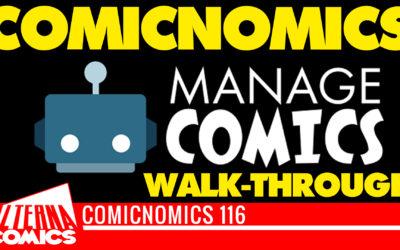 Manage Comics and Alterna Press talk Comics