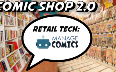 Comic Shop 2.0 with Dan Shahin