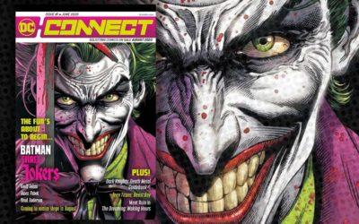 DC Comics Solicitations June 2020