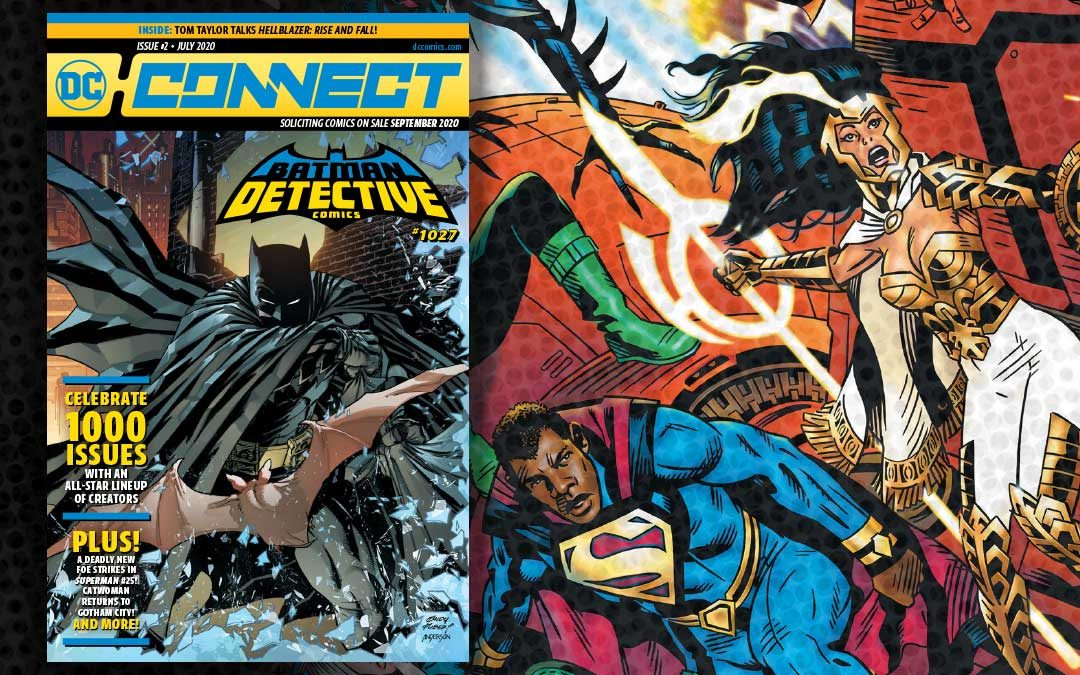 DC Comics Solicitations July 2020
