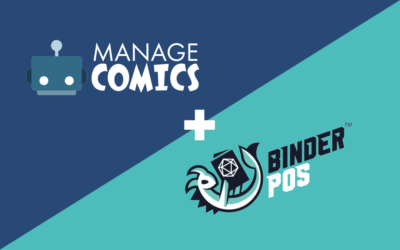 Manage Comics Teams Up with BinderPOS to Give Hobby Shops Superpowers!