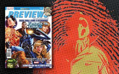August 2020 New Comics Subscriptions