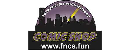 Friendly Neighborhood Comic Shop