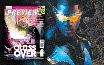 New Comics Previews for September 2020