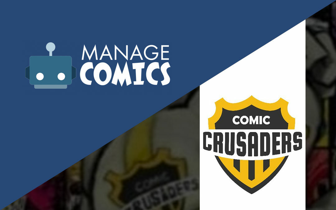 Manage Comics featured on Comic Crusaders Podcast