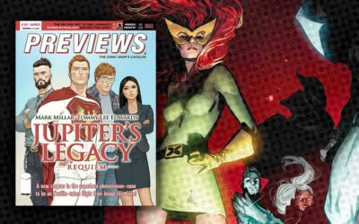 April 2021 Previews – Manage Comics Thoughtstream Issue #3
